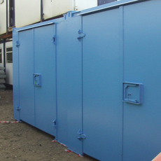 Armastore secure storage unit